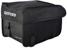 Oxford C14 Commuter Rear Rack Bike Pack Top Bag Seat Storage Waterproof Bag 14L