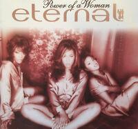 """ETERNAL -""""POWER OF A WOMAN"""" -R&B-BRAND NEW CD 1995"""