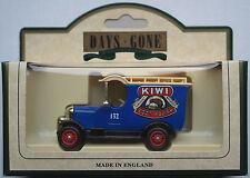 "Lledo - 1926 Bull Nose Morris Van ""Kiwi Boot Polish"""