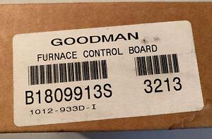 Goodman Furnace Control Circuit Board Panel B1809913S