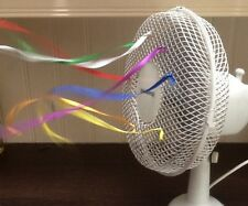 Safety Ribbons for Electric Portable Floor Fan