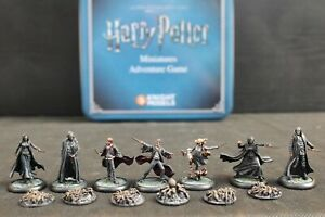 Knight Models-Harry Potter Miniatures Adventure Core set with well painted minis