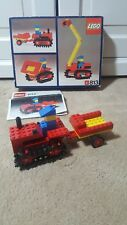 Lego C 813 Traktor Alt Vintage in OVP & Bauanleitung RAR