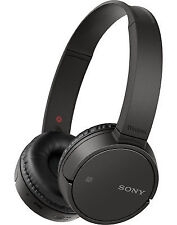Sony Ch500 Wireless On-ear Headphones Whch500 Black