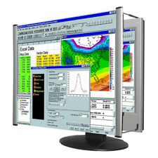 Kantek Maxview LCD Monitor Magnifier Filter - Ktkmag24wl