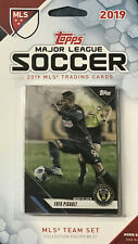 Philadelphia Union 2019 Topps MLS Factory Sealed 11 Card Team Set Fabinho Sapong