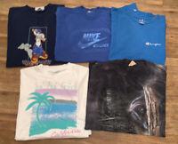 Vintage 90s Wholesale T Shirt Bundle Sz M - XL