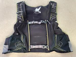 Nathan VaporKrar 4L 2.0 Medium Hydration Vest Hiking Running  -No Bladder