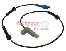 Sensor Raddrehzahl Hinterachse beidseitig - Metzger 0900312