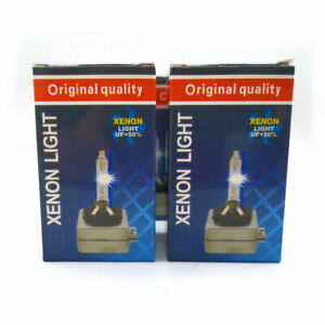 2 x D1S 35W Xenon Headlight Bulbs HID 85410 For MERCEDES Replacement 3000-12000K