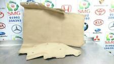 MERCEDES S-CLASS W220 S600 PASSENGER NEAR SIDE FRONT CARPET FLOOR MAT