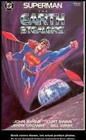 Superman: The Earth Stealers 1 VF/NM 1st Printing