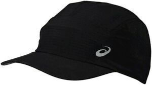 Asics Lightweight Running Cap - Black