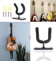 Guitar Wall Hanger Hook Holder Stand Rack Mount for Guitar Violin Ukulele Banjo