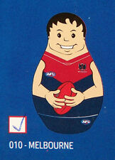 Melbourne Demons AFL Kids Original Inflatable Tackle Buddy 1m Tall New