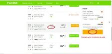 FlixBus Trajet direct gratuit Europe, 100% Descuento, Billet, Ticket, Voucher