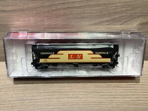 N Scale Intermountain Louisville & Nashville L&N 3 Bay Covered Hopper 62608