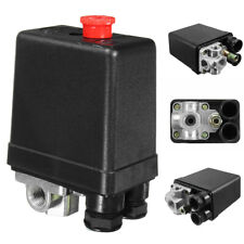 90 125psi Central Pneumatic Air Compressor Pressure Switch Control Valves Utilit