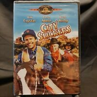 New City Slickers (DVD, 2001 Widescreen) Billy Crystal Mitch Robbins