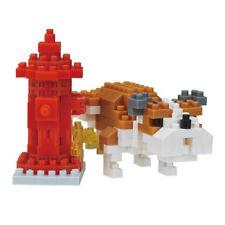 Marking Dog Nanoblock Micro Sized Building Block Construction Toy Kawada NBC269