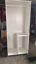 Garde robe IKEA blanche 2 portes