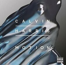 Motion 0888750089724 by Calvin Harris CD