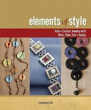 ELEMENTS OF STYLE [9781596680791] - ROSEMARY HILL (PAPERBACK) NEW