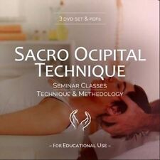 Craniosacral Adjusting - Sacro Occipital Technique (SOT) - Training Series