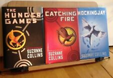 The Hunger Games Trilogy by Suzanne Collins Hardcover