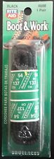 """54"""" Boot and Work Shoelaces (Black) R088 Shoe Lace"""