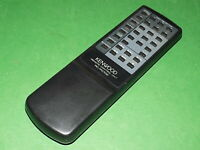 KENWOOD Remote Control Unit RC-P0702 CD Compact Disc Home Audio Genuine