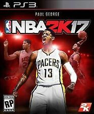NBA 2K17 RE-SEALED Sony PlayStation 3 PS PS3 GAME 2017 17 BASKETBALL