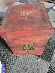Harry Potter wizards collection Bluray 31 Disc 1-7 please read