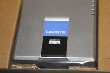 New Linksys SPA2102-R1 Single Port Router w/ 2 Phone Ports (F6)