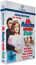 Johannes Mario Simmel: Alle Menschen werden Brüder (1973) - Filmjuwelen DVD