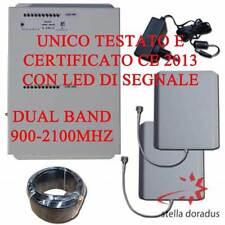 RIPETITORE AMPLIFICATORE DUAL BAND GSM UMTS SD-RP1000-GW - 1000mq STELLA DORADUS