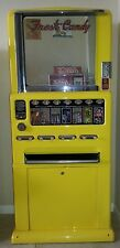 1950s Vintage Stoner Candy Machine - Powder Coated Yellow