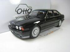 BMW M5 E34 1989 1/18 OTTO MOBILE (BLACK)