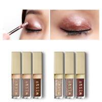 6pcs Travel New Stila Eye Shadow Makeup Elegance set Shimmer Free shipping