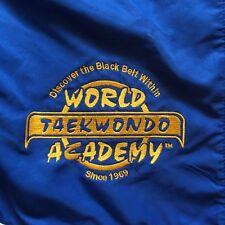Taekwondo World Academy Shorts MMA Martial Arts Karate Kung Fu Boxing Sports
