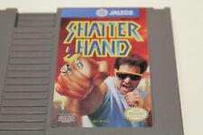 Shatter Hand Nintendo NES 1991 Original