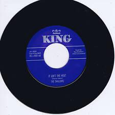 Les hirondelles-It Ain 't la viande/éternellement (Rockin' 1950 S r&b Doo-Wop Poussette