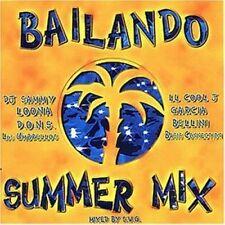 Bailando Summer Mix (1998) Loona, Garcia, Bellini, Aqua, Ultra Naté, Ll C.. [CD]