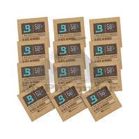 Boveda RH 58% 2 Way Humidity Control Micro 4g Gram - 12 pack