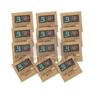 Boveda RH 58% 2 Way Humidity Control Micro 4g Gram - 12 pack