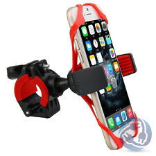 Universal Bike Handlebar Mount Holder For Cell iPhone GPS Motorcycle Bicycle