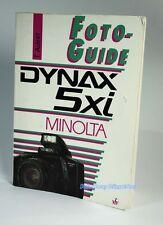Foto-Guide Minolta Dynax 5xi el libro del T. Albert 01125