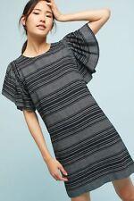 NWT Anthropologie Denmark Striped Tunic Dress Moon River Size Large Petite, XL