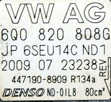 Klimakompressor Denso 6Q0 820 808G VW Skoda JP 6SEU14C ND1