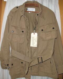 WWII US AIRBORNE PARATROOPER M1942 M42 REINFORCED JUMP JACKET MEDIUM 82nd Div